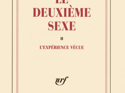 Extrait du «Deuxième Sexe»