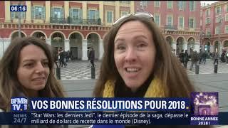 Quelle est votre résolution 2018?
