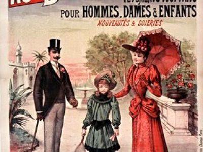Zola : Au Bonheur Des Dames