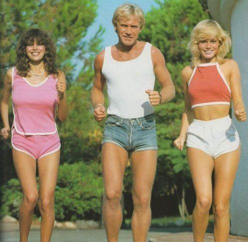 jogging, A1, A2