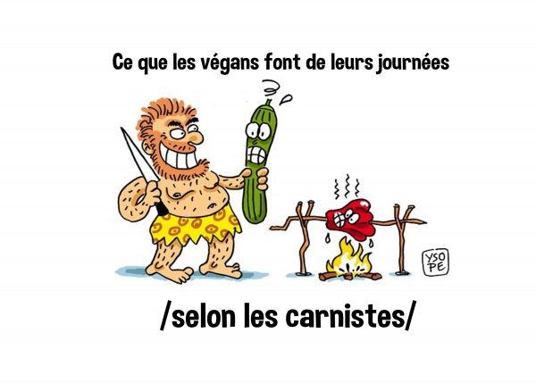 Débat: Vegan vs Carniste
