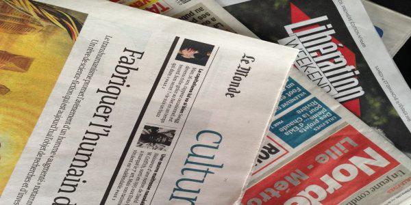 Les Articles de Presse