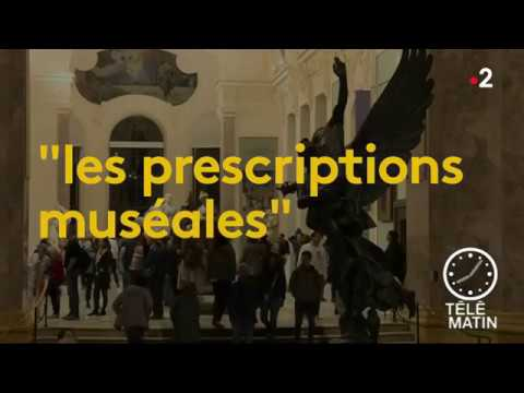 Les Prescriptions Muséales