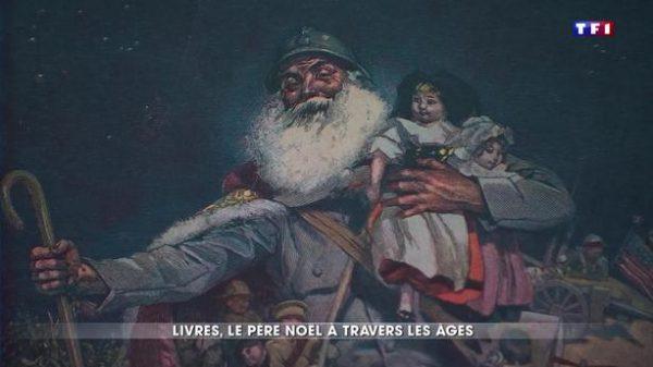 Le Père Noël et Ses Jouets
