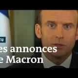 Actu : Macron Contre Les Gilets Jaunes