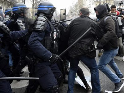 Actu : Violences et Manifestations