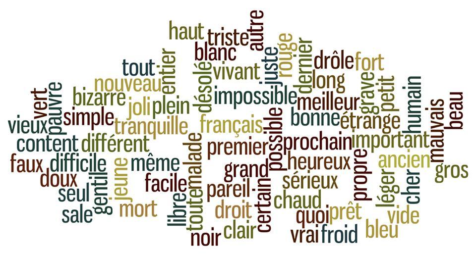 AdjectifsFrancais