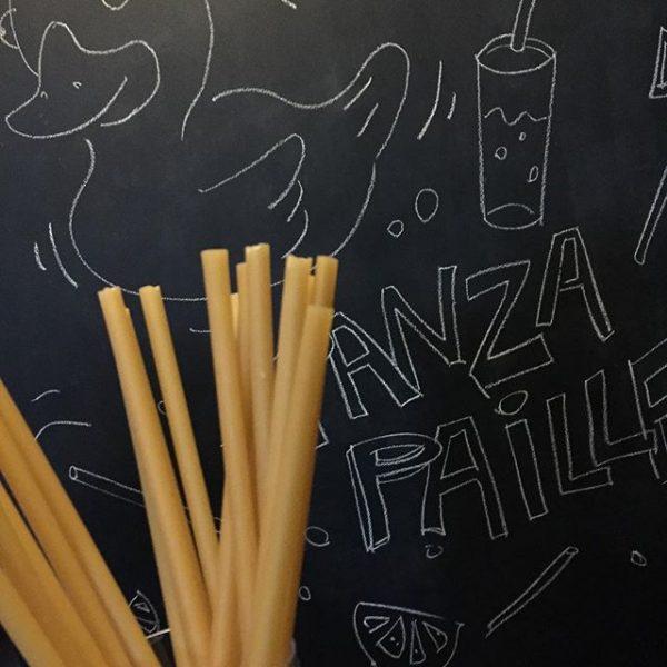 Pub : Panza Paille par Panzani