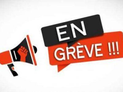 La France: Championne de la Grève?