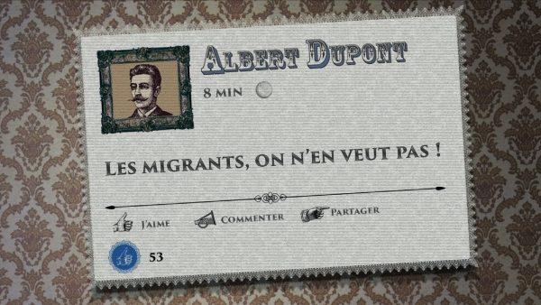 La Migration n'est Pas Une Crise