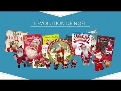 L'Origine du Père Noël et La Consommation