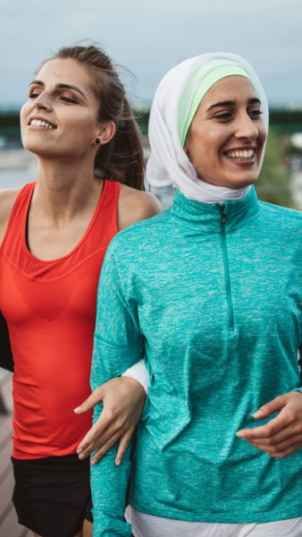 Actu : Décathlon Et Son Hijab De Running