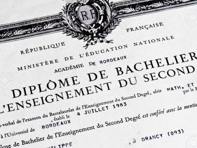 Actu : Le Baccalauréat