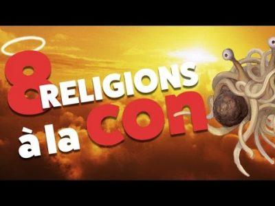 Top 8 Des Religions A La Con…
