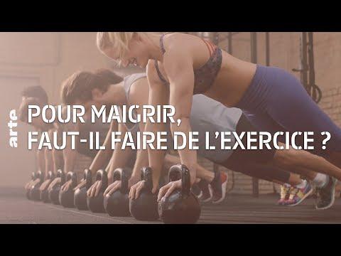 maigrir exercice