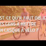 Faut-Il Mettre Un Casque à Vélo ?